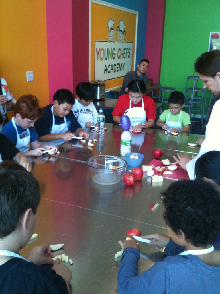 Cooking Safe @ Young Chef Academy