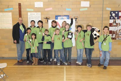 Food Fighters 2011 2012 Forest Hills Robotics League